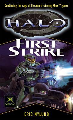 Halo: First Strike book