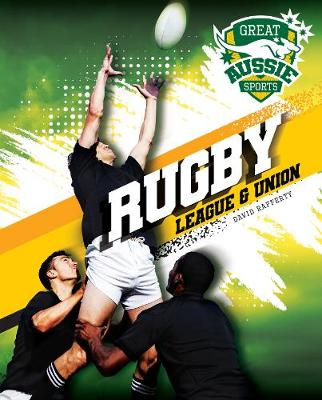 Great Aussie Sports: Rugby book