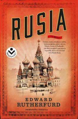 Rusia by Edward Rutherfurd