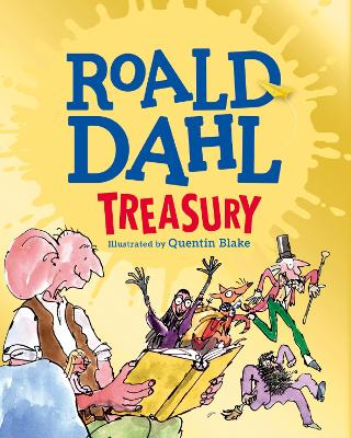 Roald Dahl Treasury by Roald Dahl