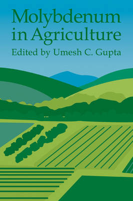 Molybdenum in Agriculture book