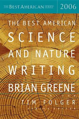 The Best American Science and Nature Writing by Brian Greene