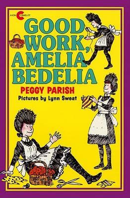 Good Work, Amelia Bedelia book