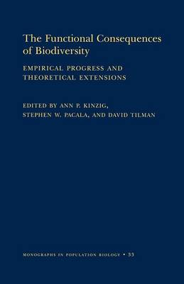 Functional Consequences of Biodiversity by David Tilman