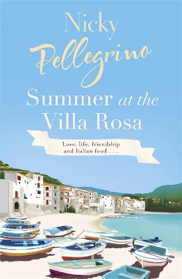 Summer at the Villa Rosa book