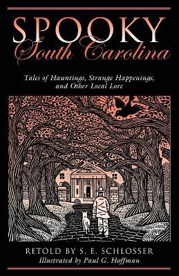 Spooky South Carolina book