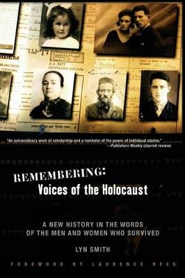 Remembering: Voices of the Holocaust book