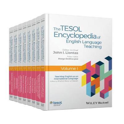 TESOL Encyclopedia of English Language Teaching book