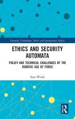 Ethics and Security Automata book
