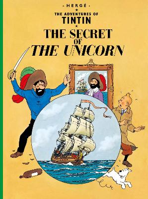 Secret of the Unicorn by Herge