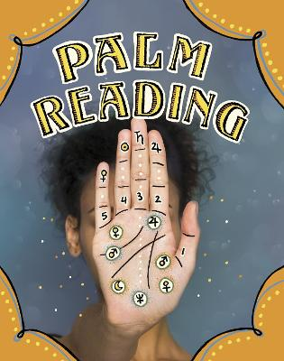 Palm Reading by Megan Atwood
