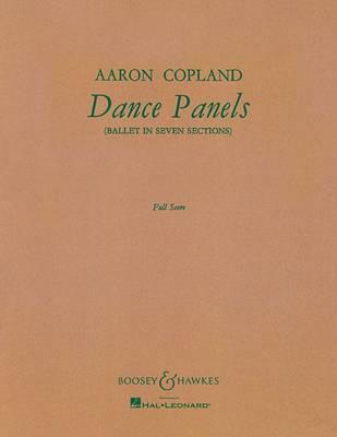 Dance Panels by Aaron Copland