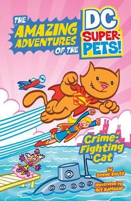 Crime-Fighting Cat book