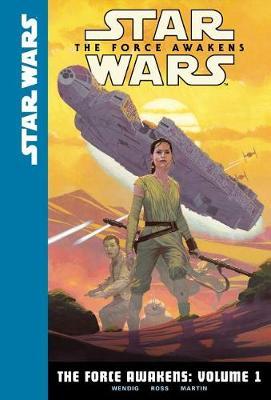 Force Awakens: Volume 1 book
