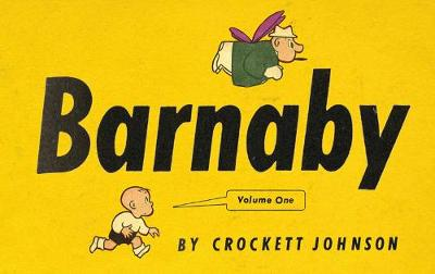 Barnaby Volume One by Daniel Clowes