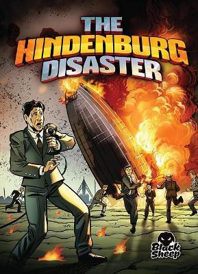 Hindenburg Disaster by Chris Bowman