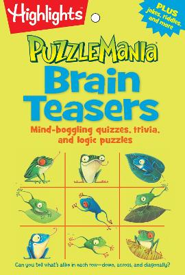 Brain Teasers by Highlights