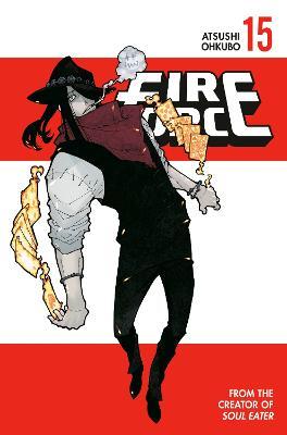 Fire Force 15 by Atsushi Ohkubo