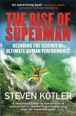 Rise of Superman book