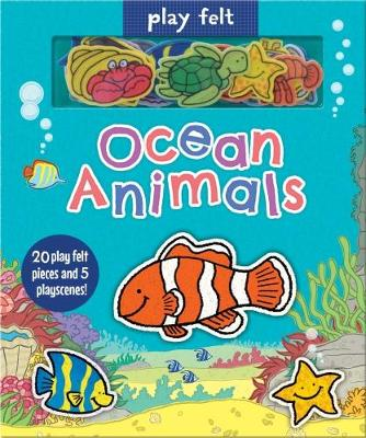 Play Felt Ocean Animals by Oakley Graham