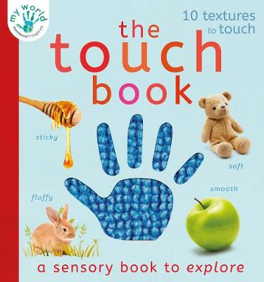 The Touch Book: a sensory book to explore by Nicola Edwards