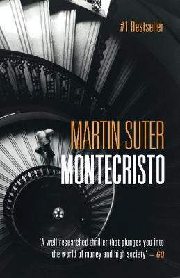 Montecristo by Martin Suter