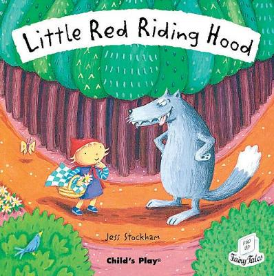Little Red Riding Hood by Jess Stockham