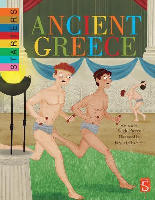 Starters: Ancient Greece book