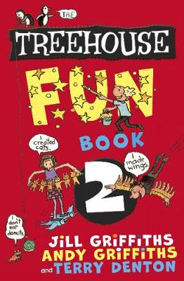 The Treehouse Fun Book 2 by Andy Griffiths