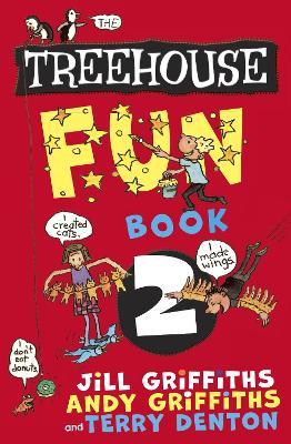 Treehouse Fun Book 2 book