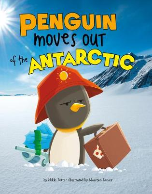 Penguin Moves Out of the Antarctic book