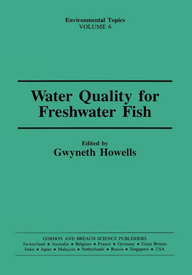 Water Qual Freshwater Fish by Gwyneth Howells