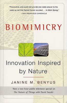 Biomimicry by Janine Benyus
