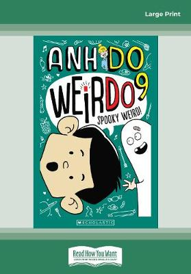 WeirDo #9 Spooky Weird! book