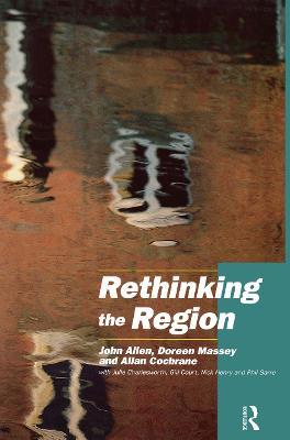 Rethinking the Region book