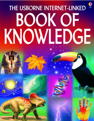Internet-linked Book of Knowledge: Reduced edition by Emma Helborough