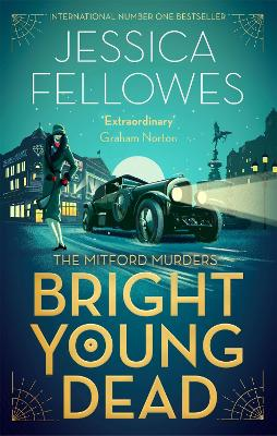 Bright Young Dead: Pamela Mitford and the treasure hunt murder book