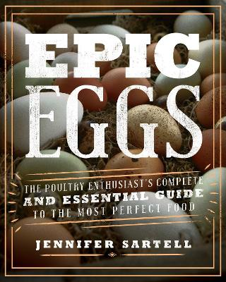 Epic Eggs by Jennifer Sartell