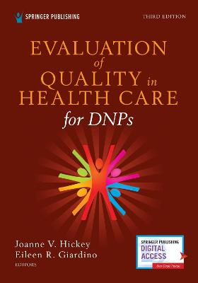 Evaluation of Quality in Health Care for DNPs book