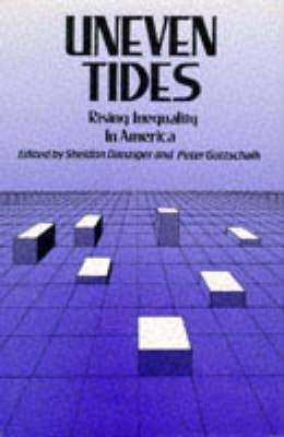 Uneven Tides by Sheldon H. Danziger