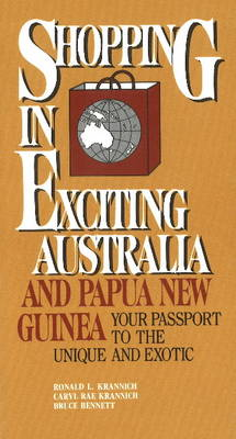 Shopping in Exciting Australia and Papua New Guinea book