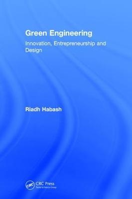 Green Engineering book