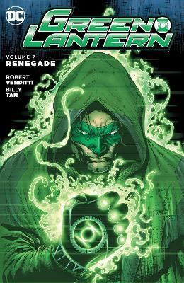 Green Lantern TP Vol 7 Renegade by Robert Venditti