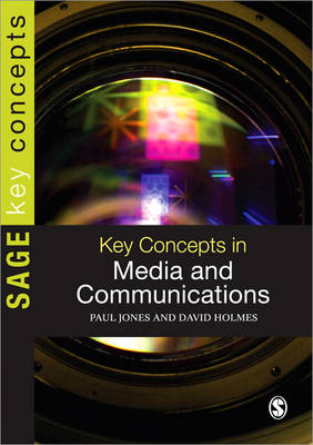 Key Concepts in Media and Communications book