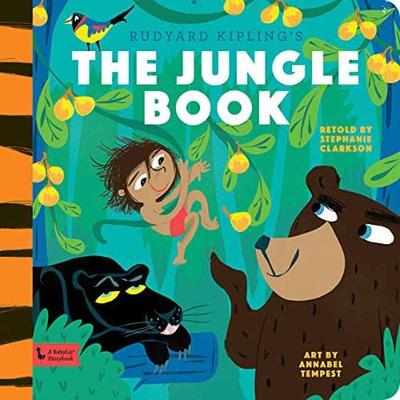 Jungle Book by Stephanie Clarkson