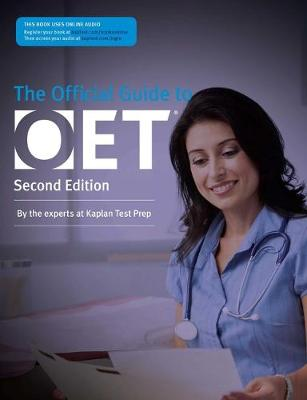 Official Guide to OET book