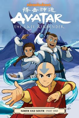 Avatar: The Last Airbender - North & South Part One by Gene Luen Yang