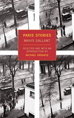 Paris Stories book