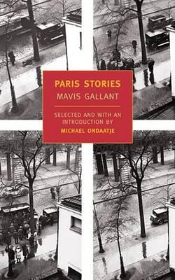Paris Stories book