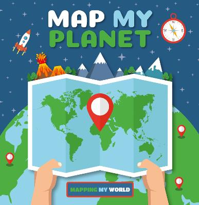 Map My Planet by Harriet Brundle